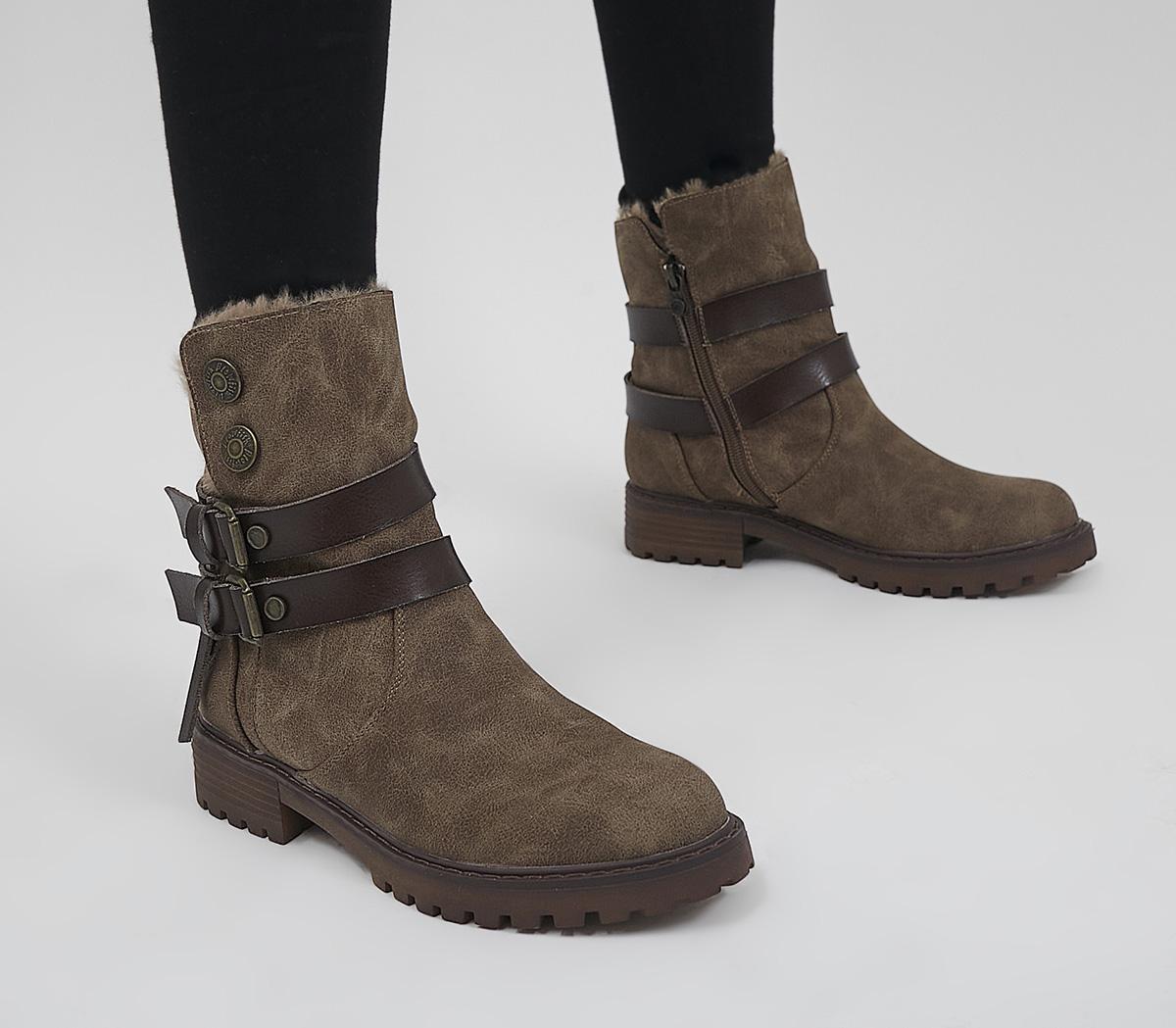 Ratlif Shr Boots
