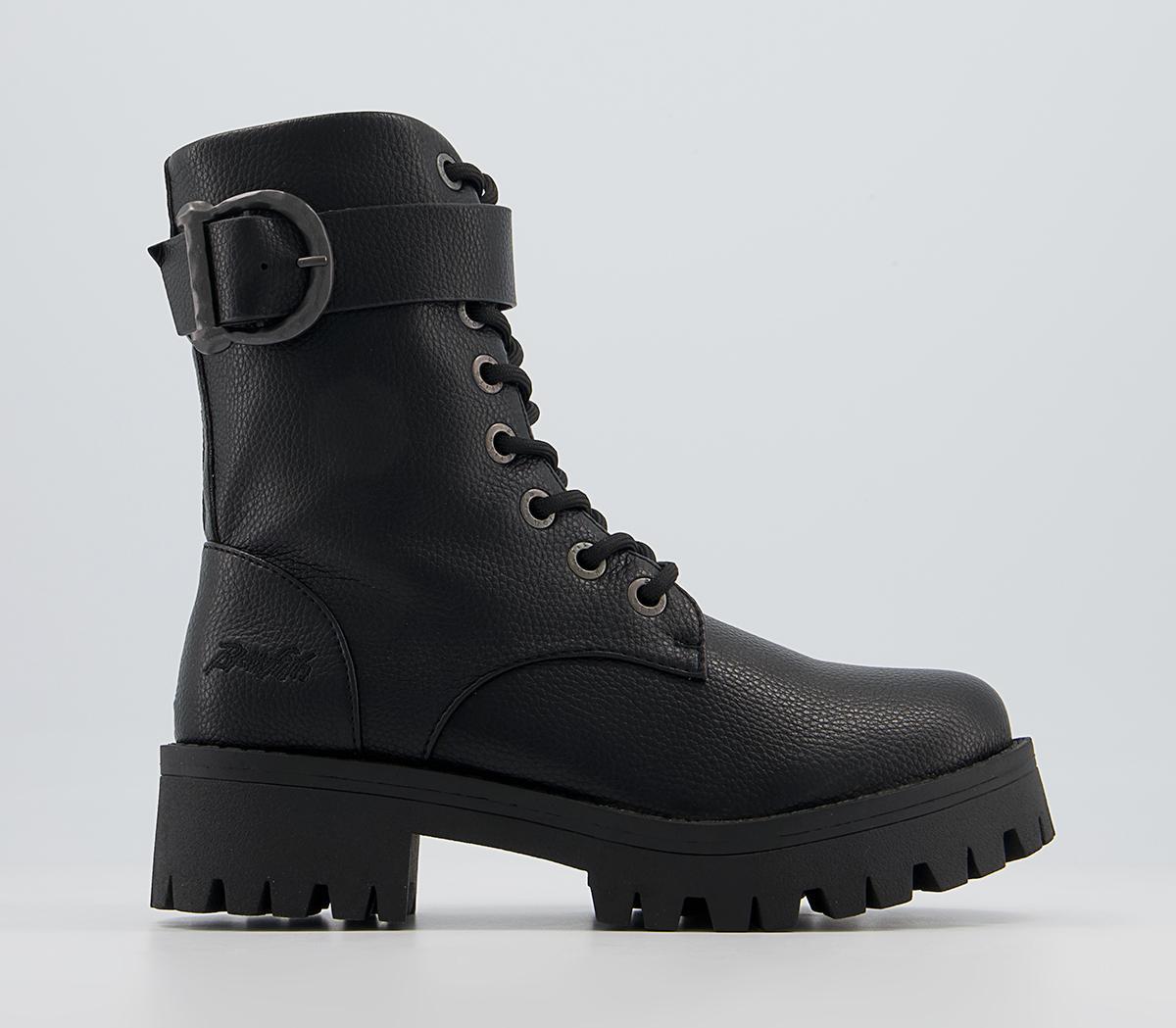 Yanna Buckle Boots