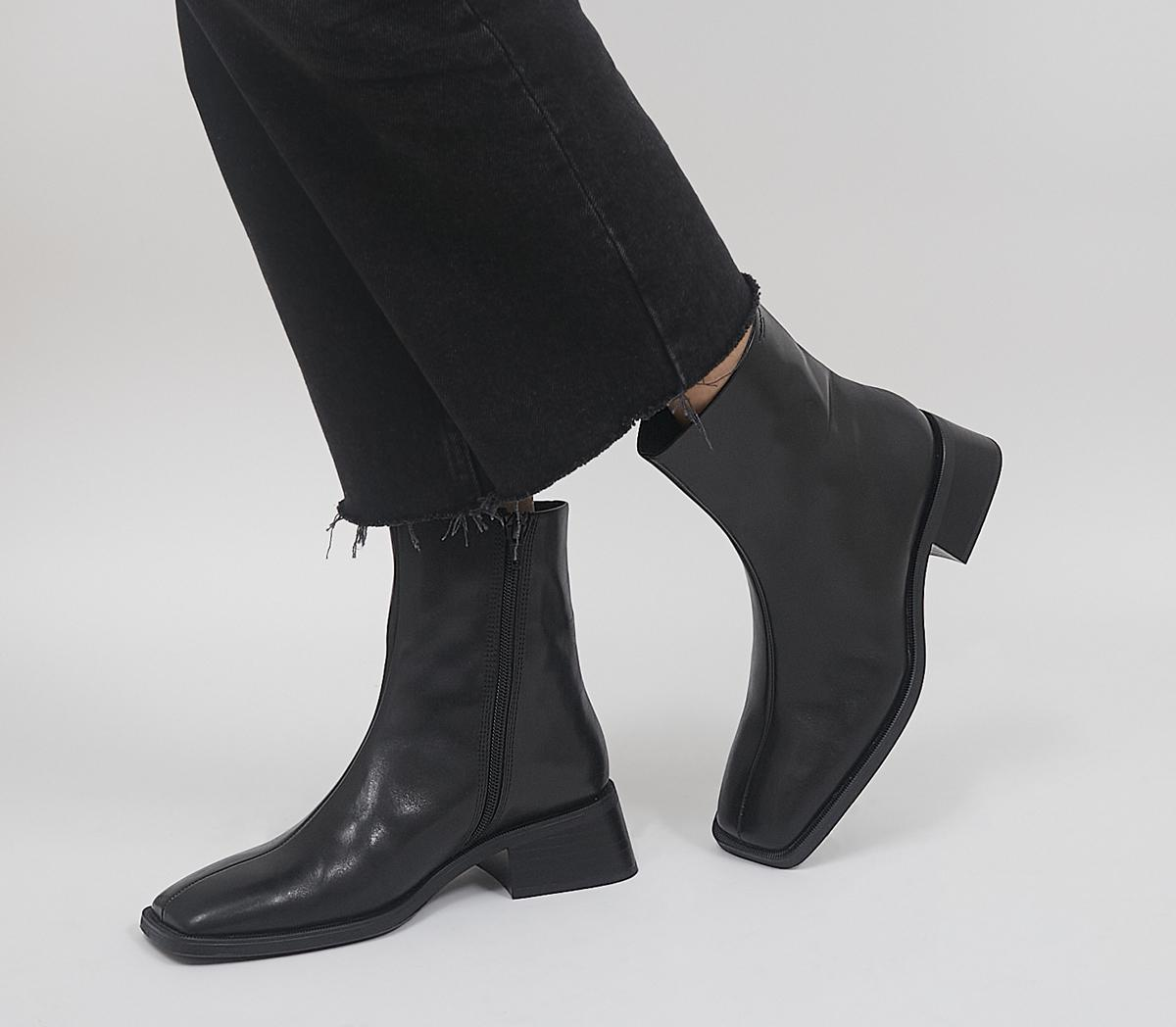Blanca Ankle Boots