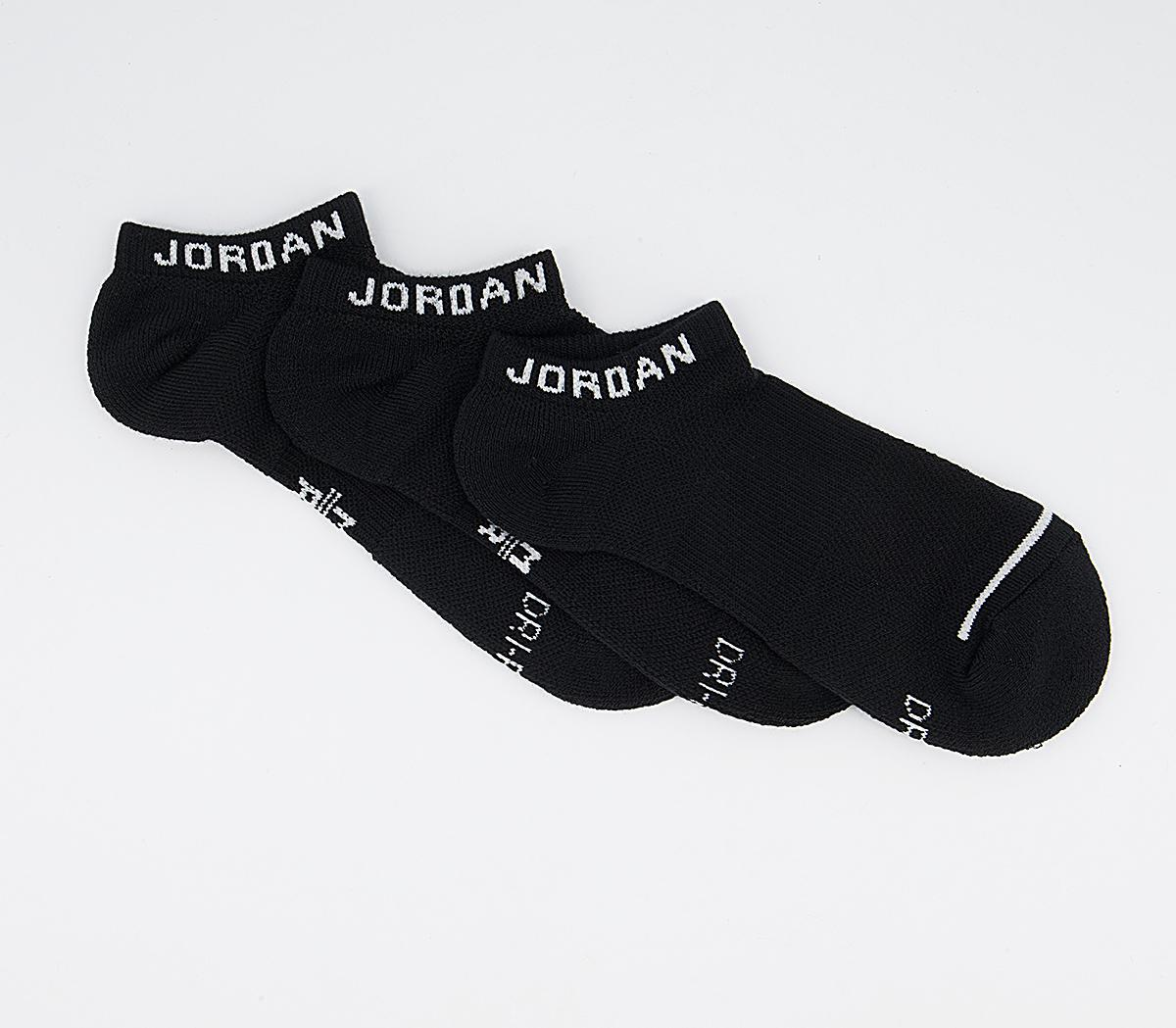 Jordan No Show Socks