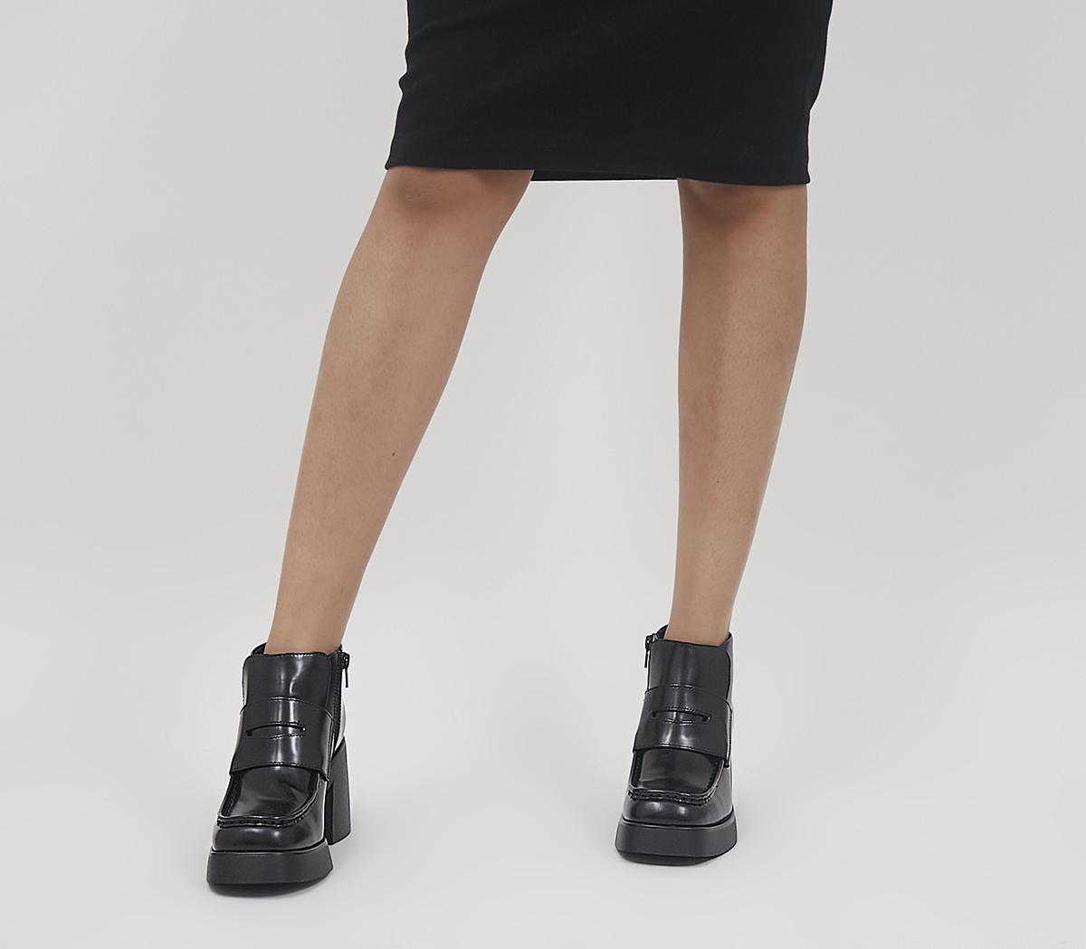 Brooke Loafer Boots