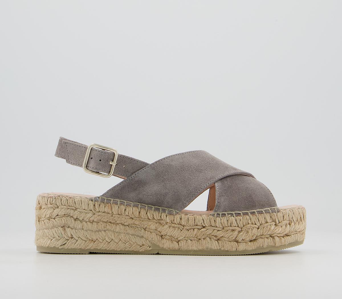 Lisbet Buckle Sandals