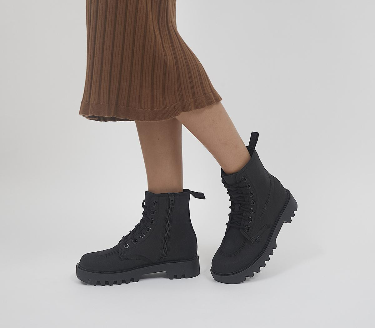 Kizziie Higher Text Boots