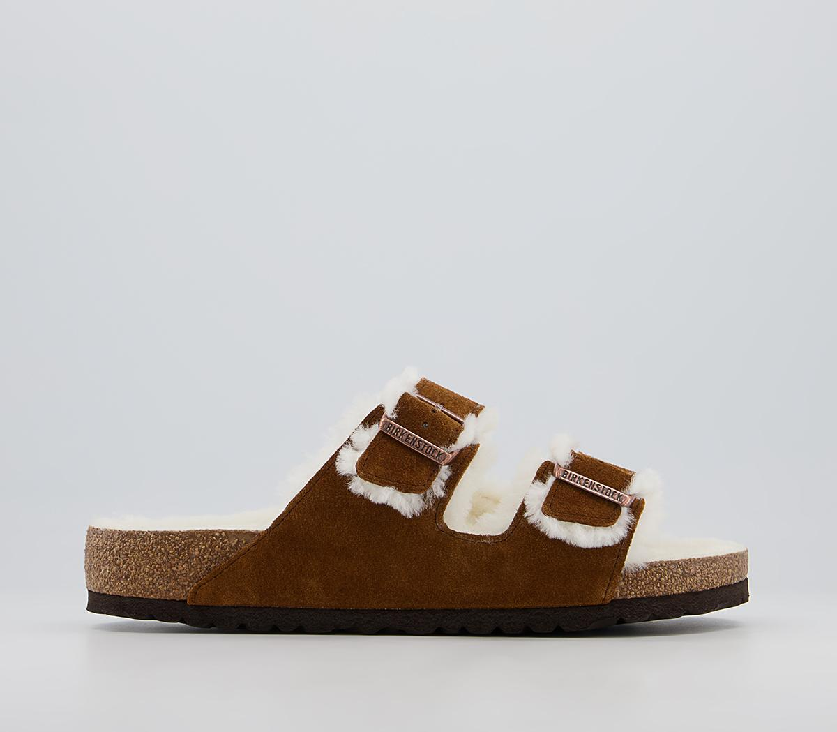 Arizona Shearling Sandals M