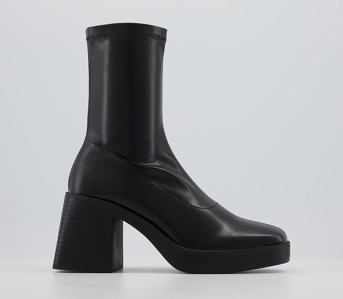 Rubinaa Heeled Boots