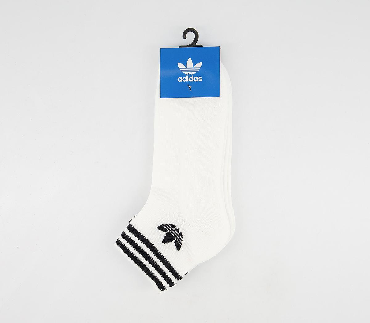 Trefoil Ankle Socks 3 Pack