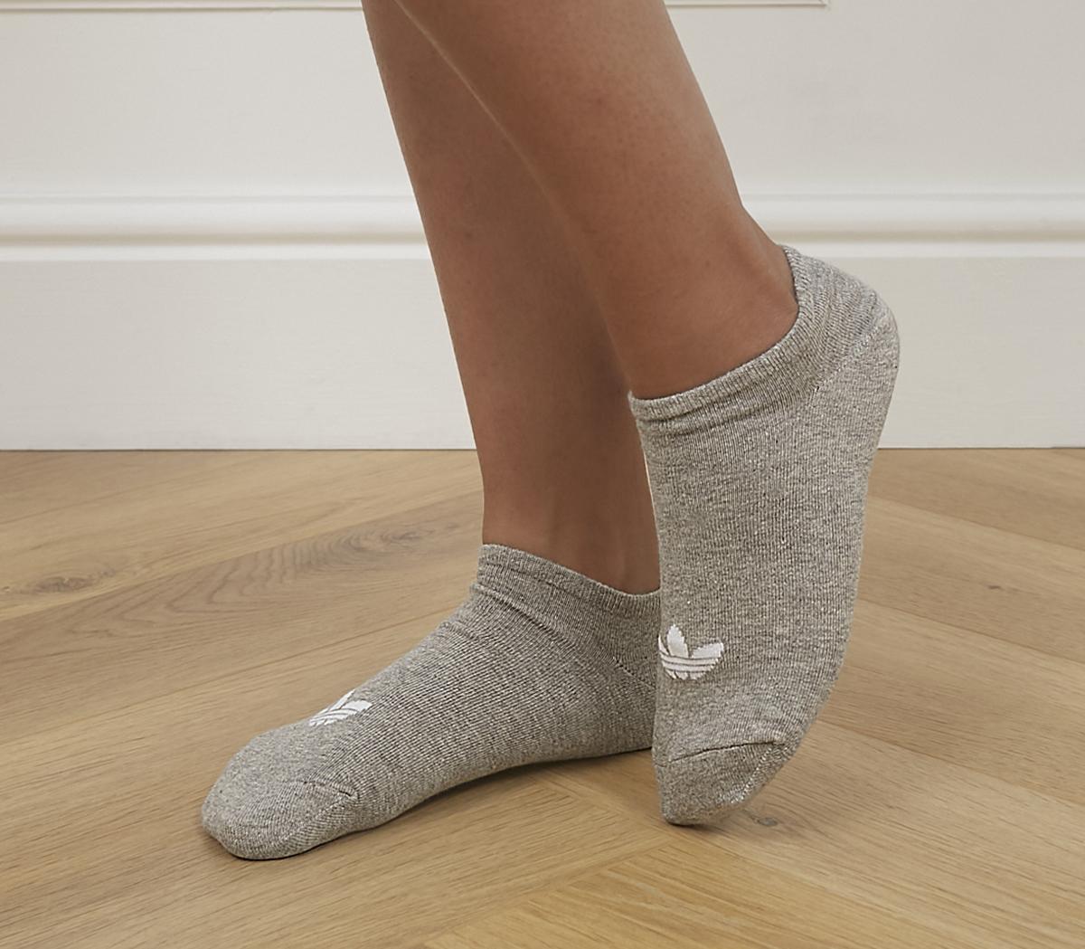 Trefoil Liner Socks 3 Pack