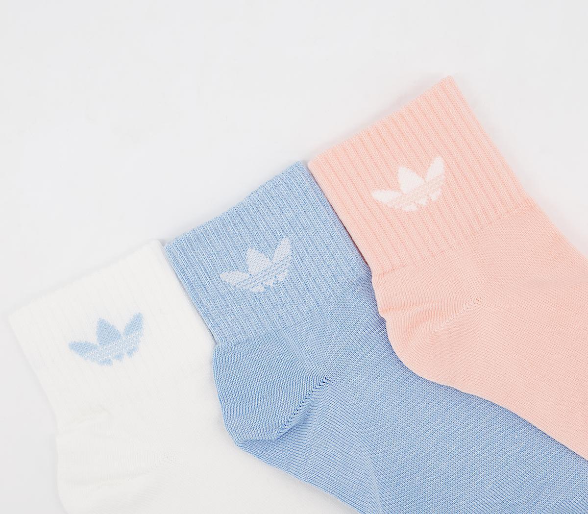 Kids Ankle Socks 3 Pack