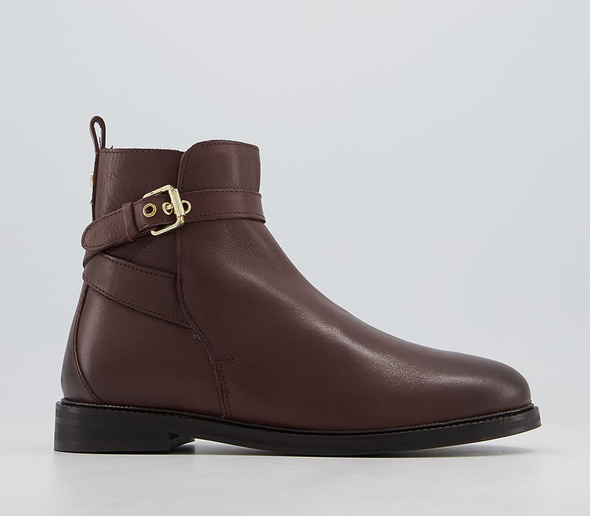 Ashford Clean Jodphur Boots