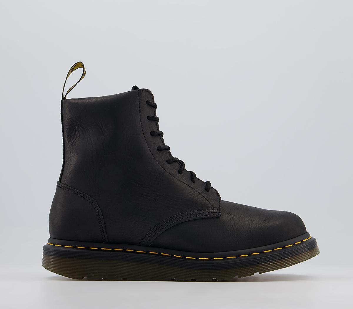 Berman 8 Eye Boots