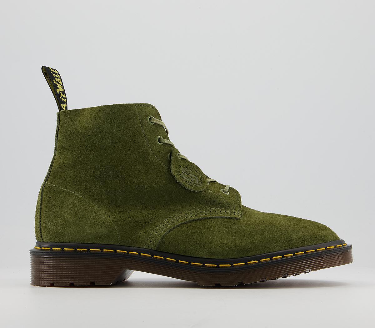 101 Ub 6 Eye Boots