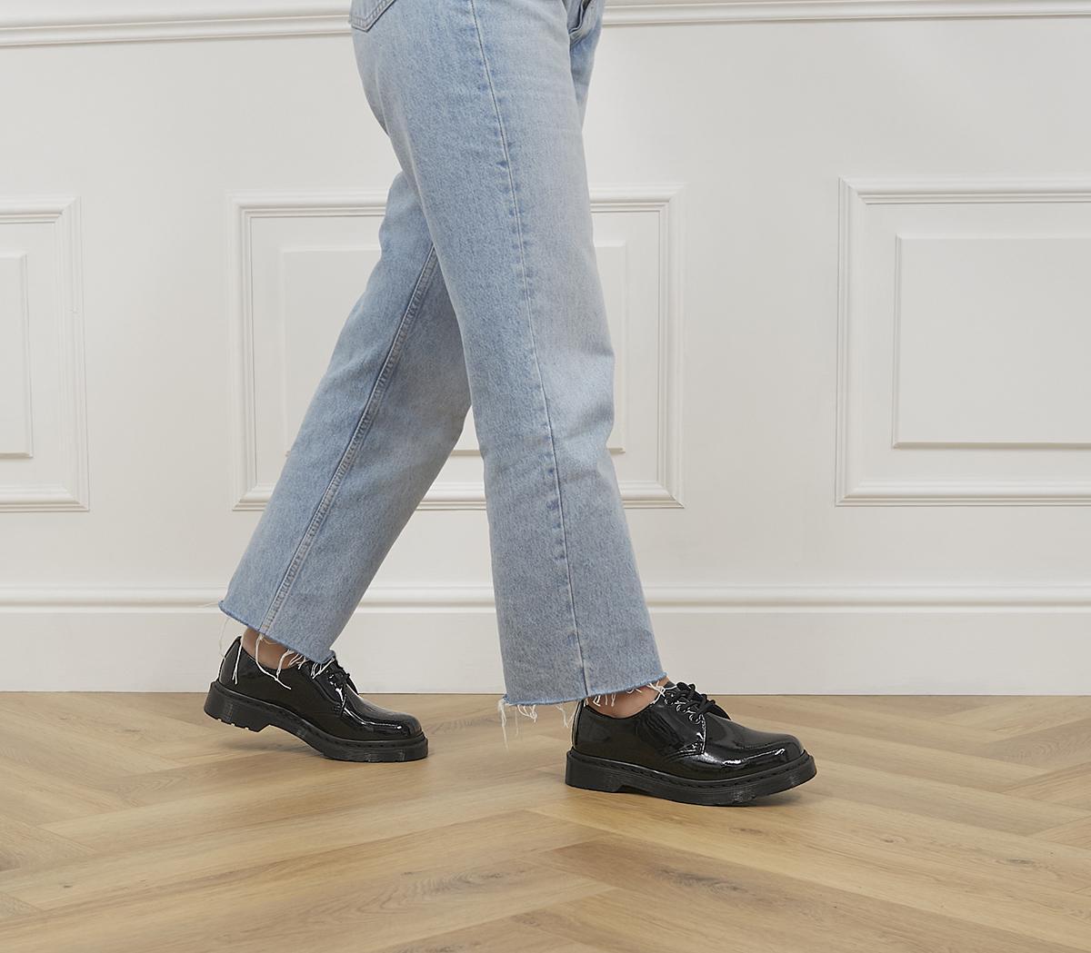 1461 3 Eyelet Lace Up Shoes