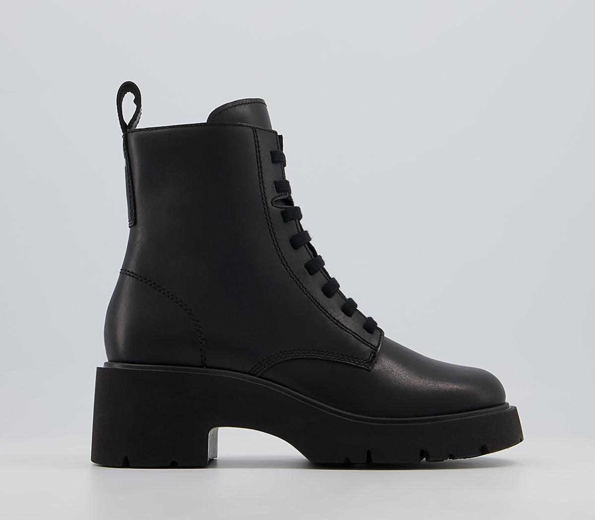 Milah Lace Up Boots