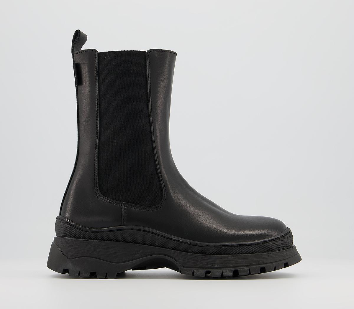 Lilanna High Chelsea Boots