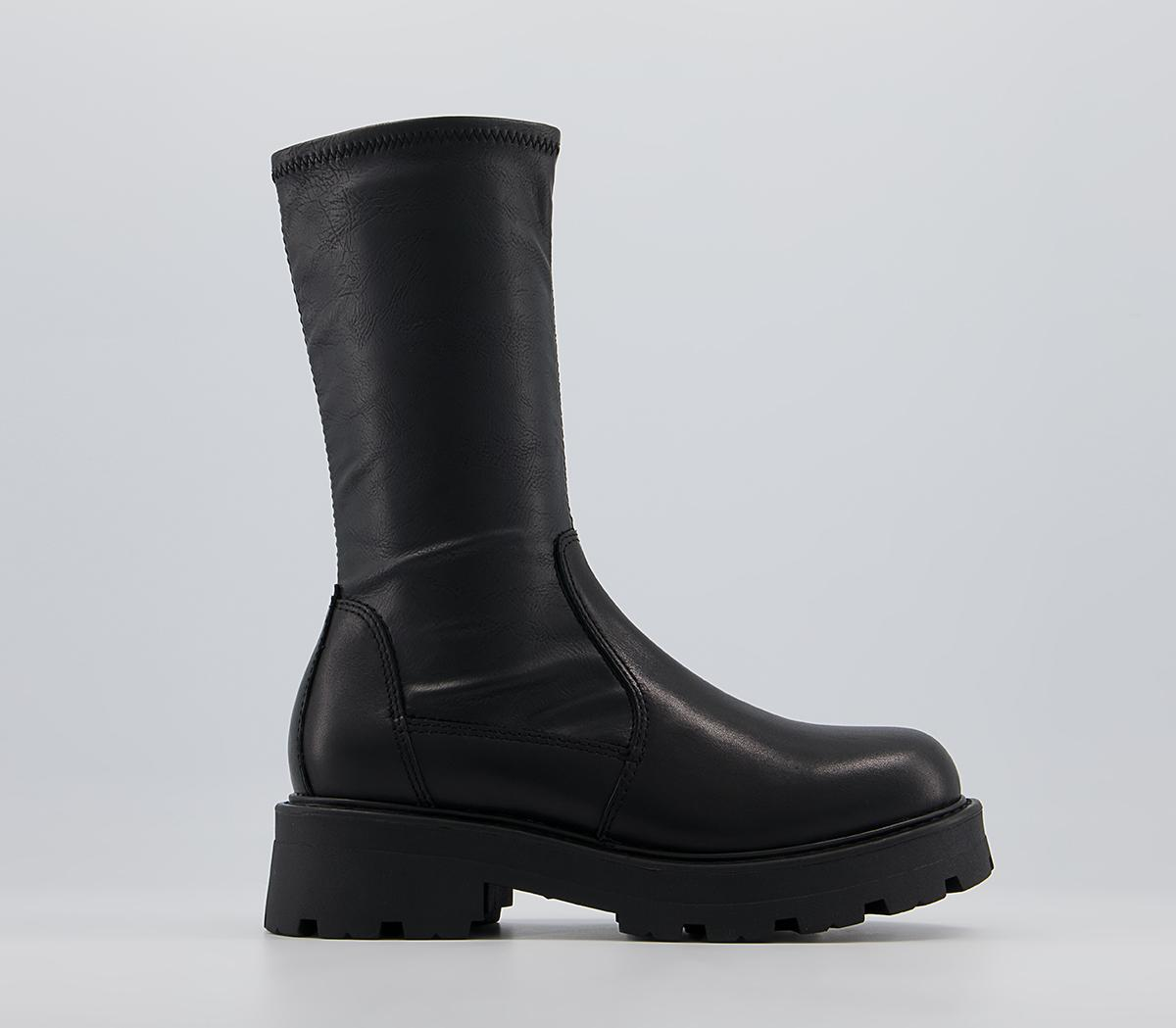 Cosmo Stretch Boots