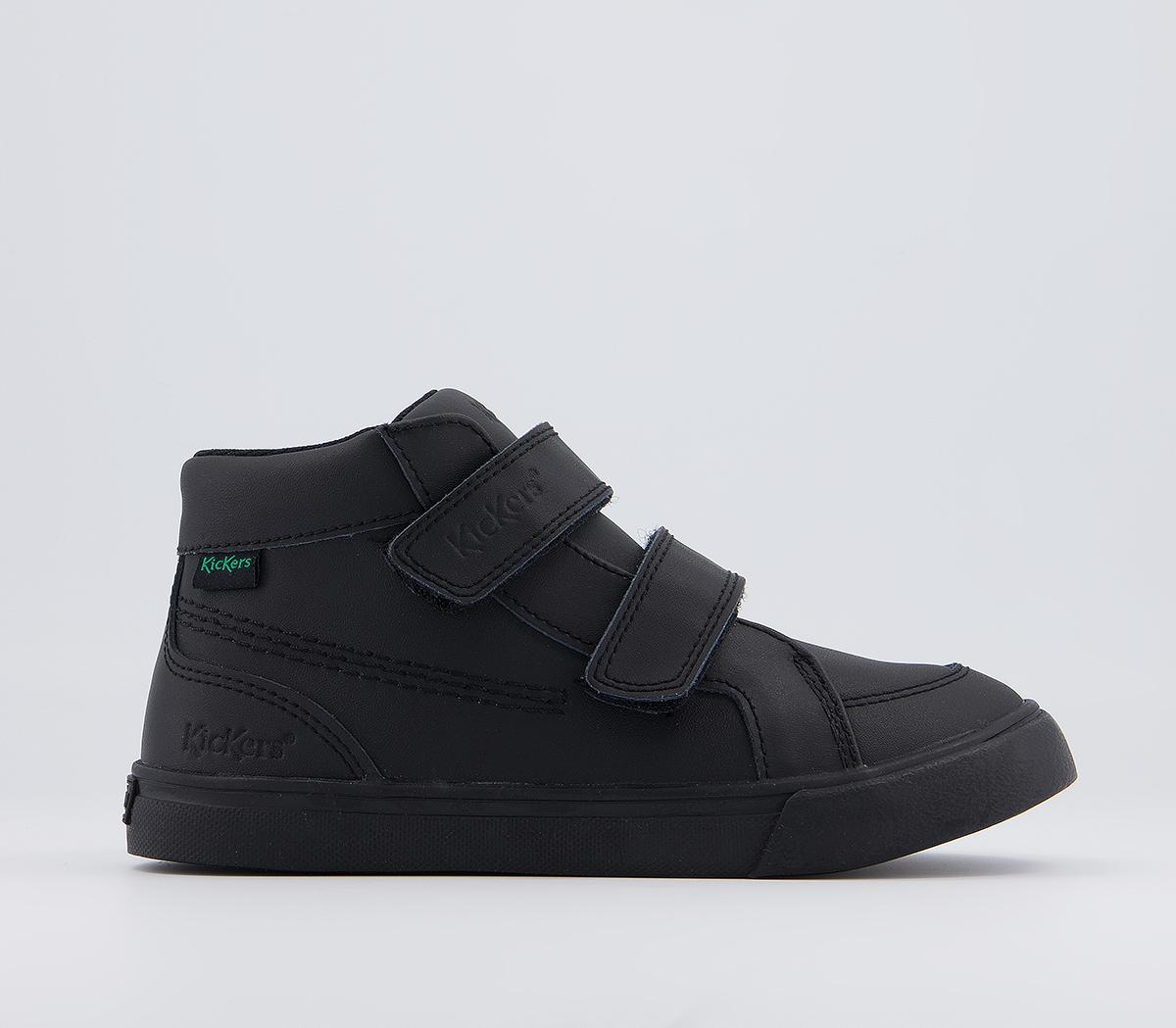 Tovni Hi Velcro Infant Boots