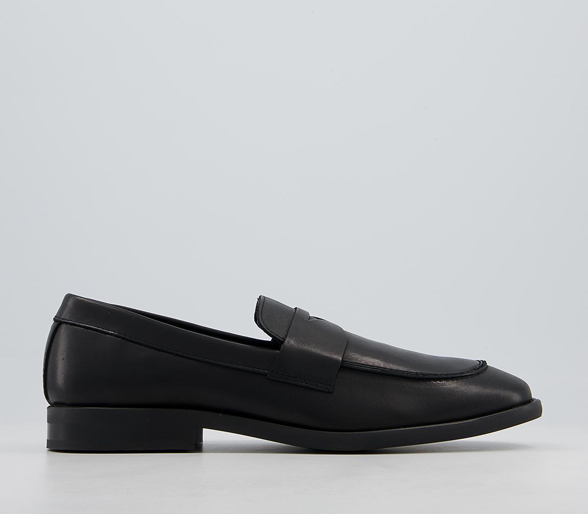 Marrakesh Square Toe Saddle Loafers