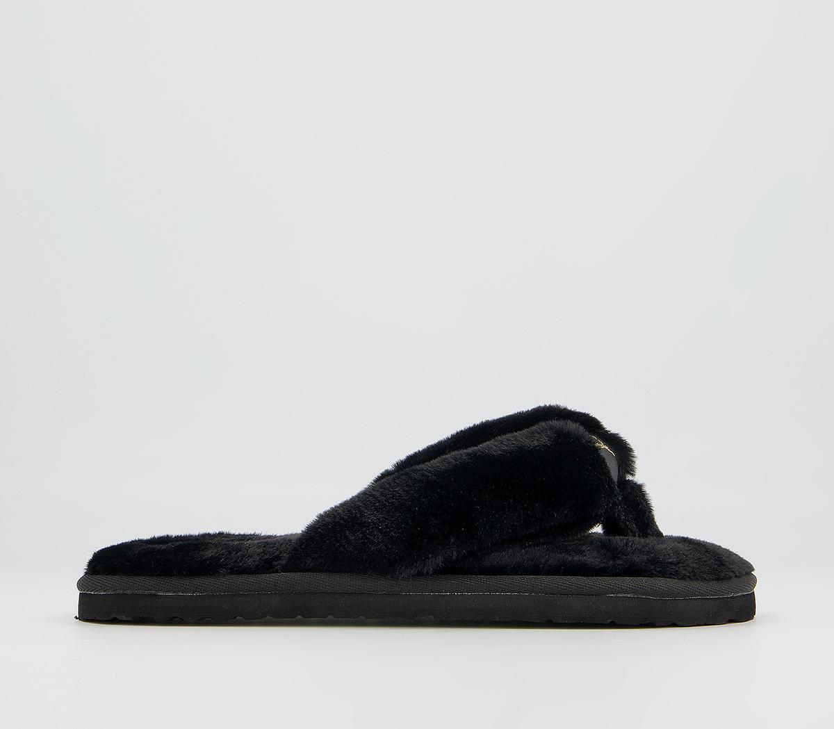 Fluff Flip Slippers