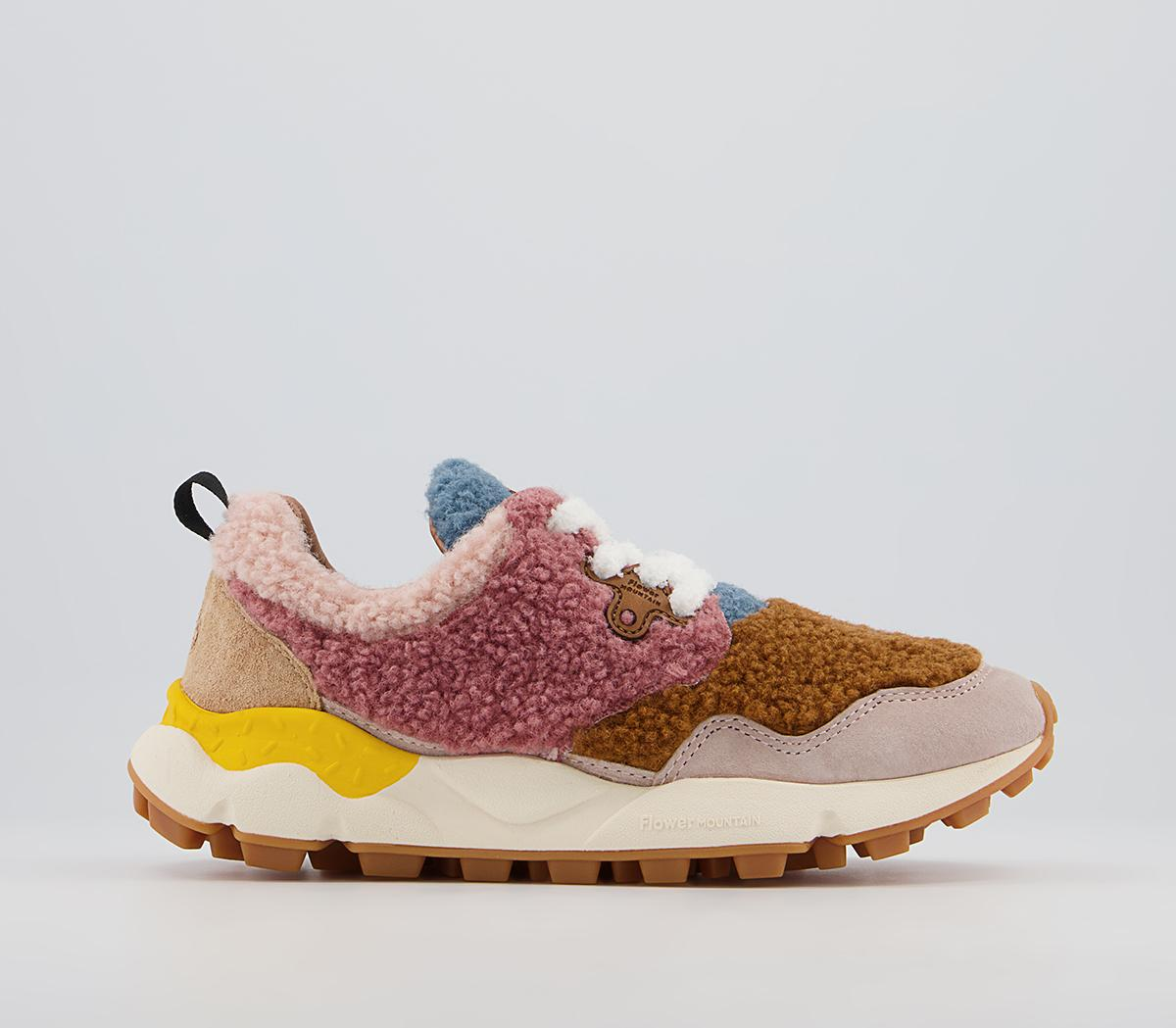 Pampas Woman Teddy Trainers