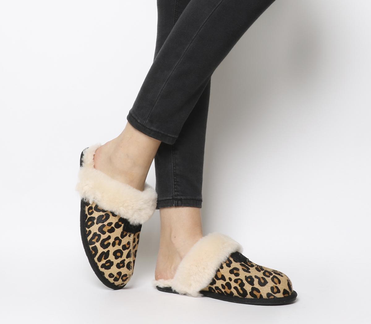 UGG Scuffette Ii Slippers Leopard