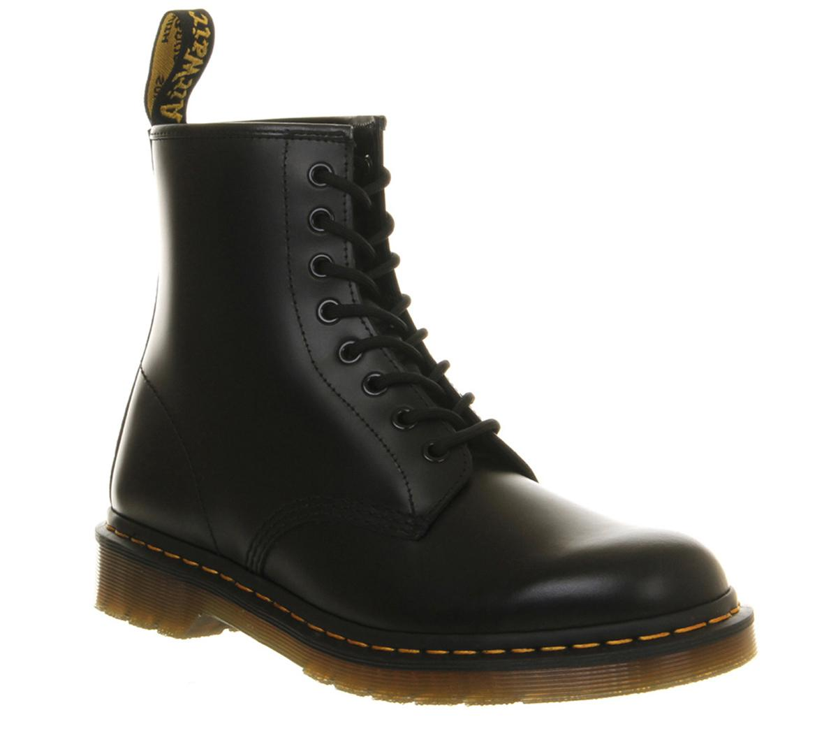 8 Eye Lace Boots