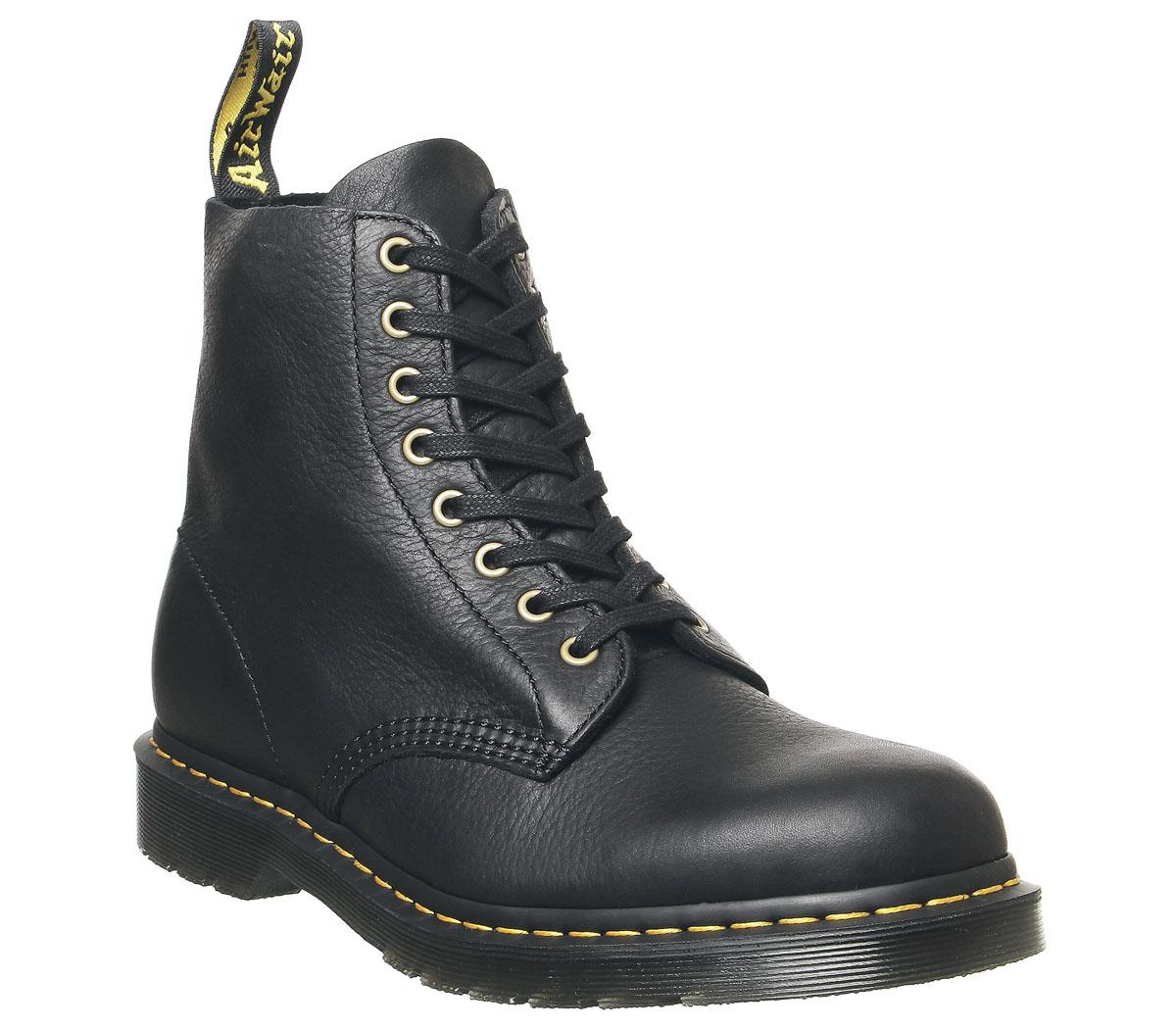Dm 8 Eye Lace Boots