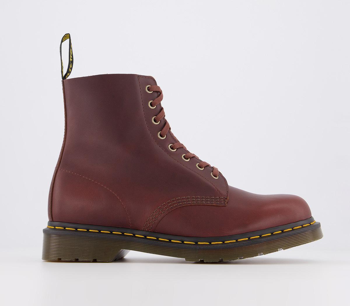 Dm 8 Eye Lace Boots