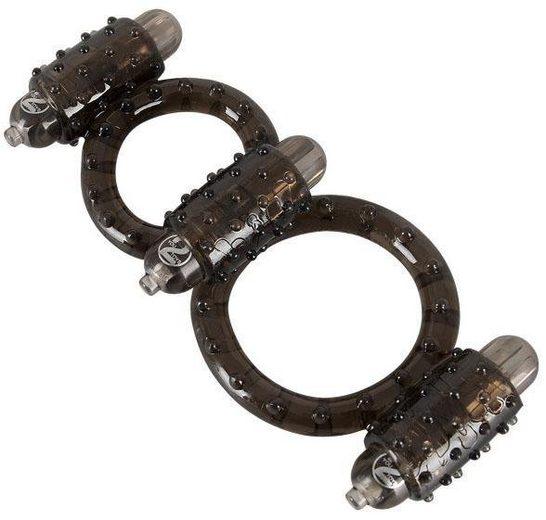 Seven Creations Penis-Hoden-Ring »Cock N Balls Vibro