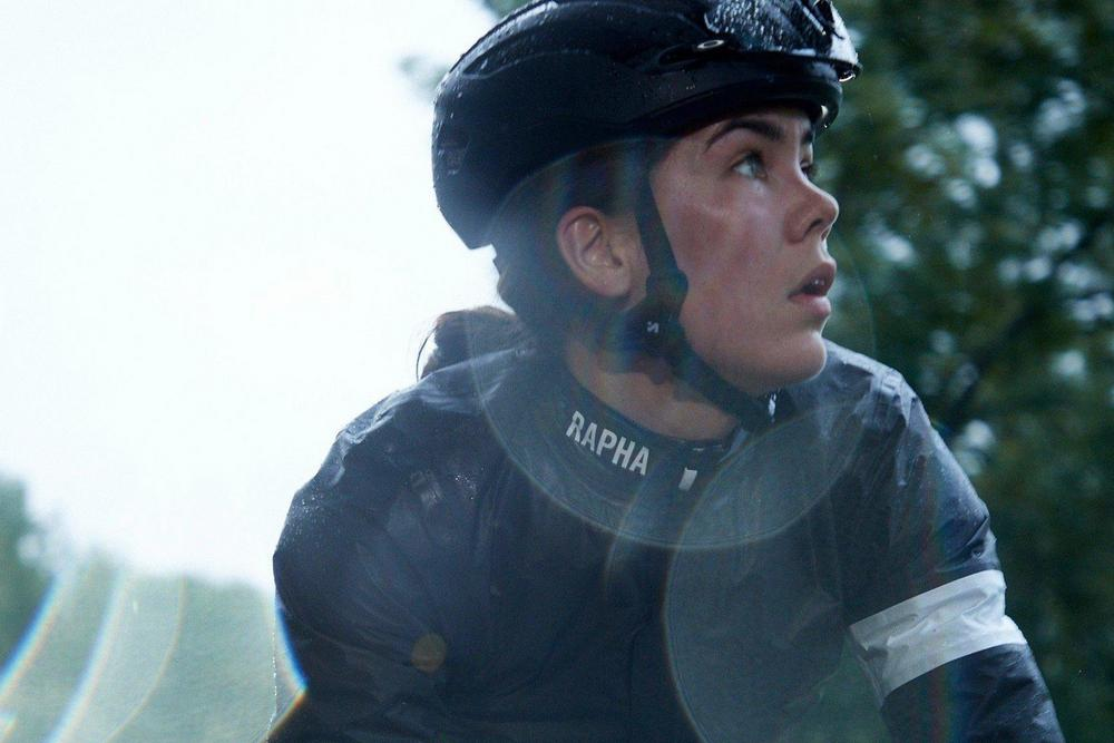 Rapha Guide to Staying Dry - Women