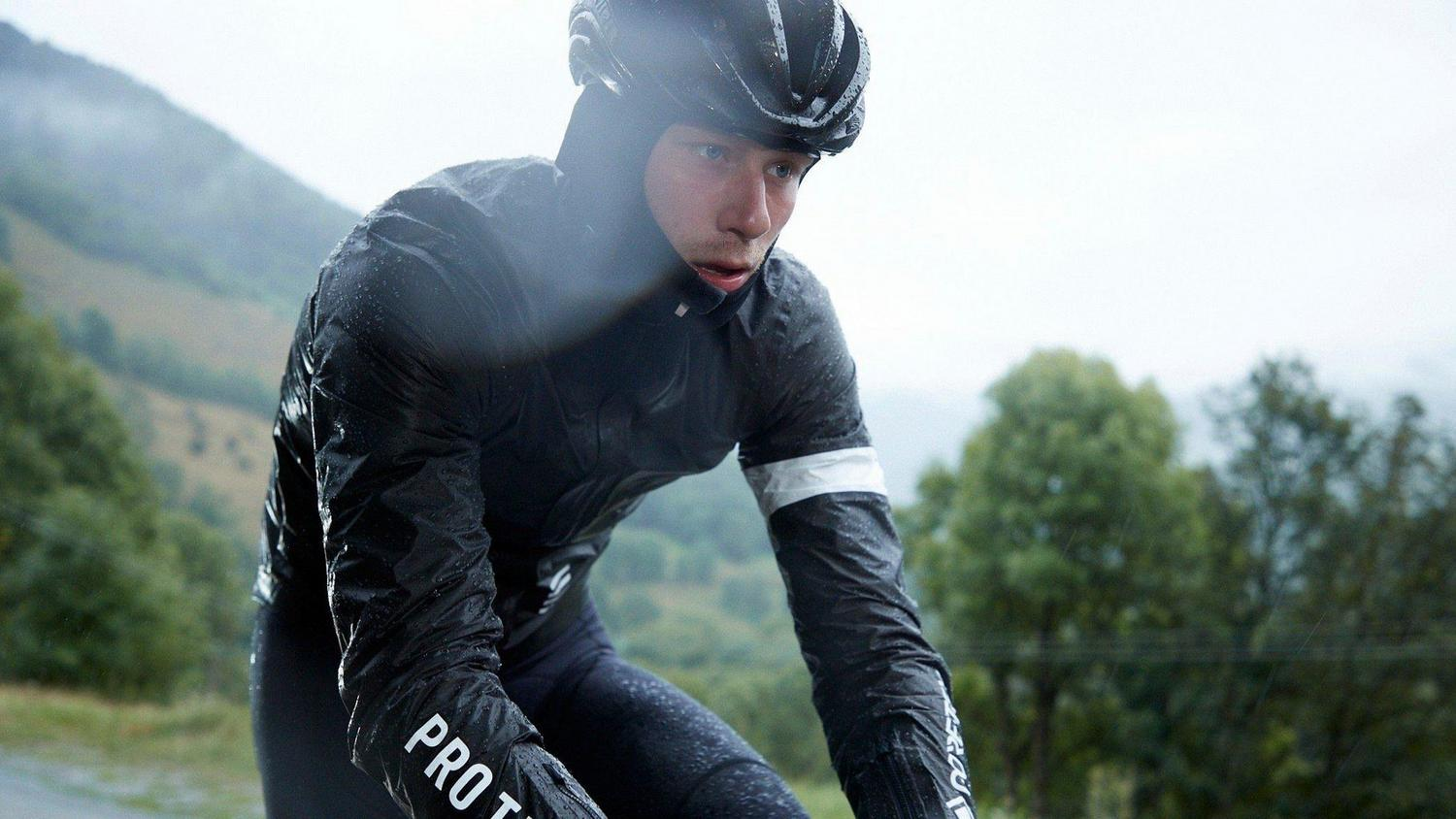 Rapha Guide To Staying Dry -  Men's