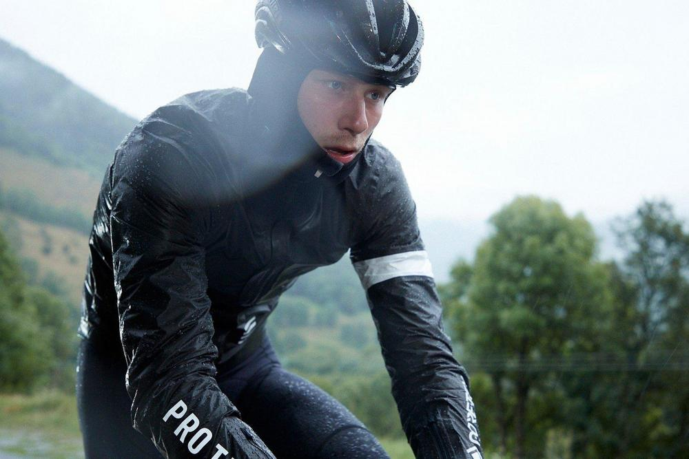 Rapha Guide To Staying Dry -  Men