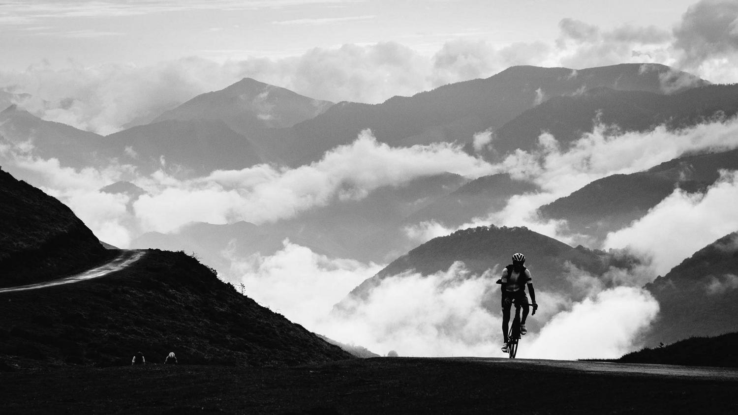 Last year, Phil Deeker, founder of Rapha Travel's Cent Cols Challenge, set out to ride 1,000 mountains in 100 days.