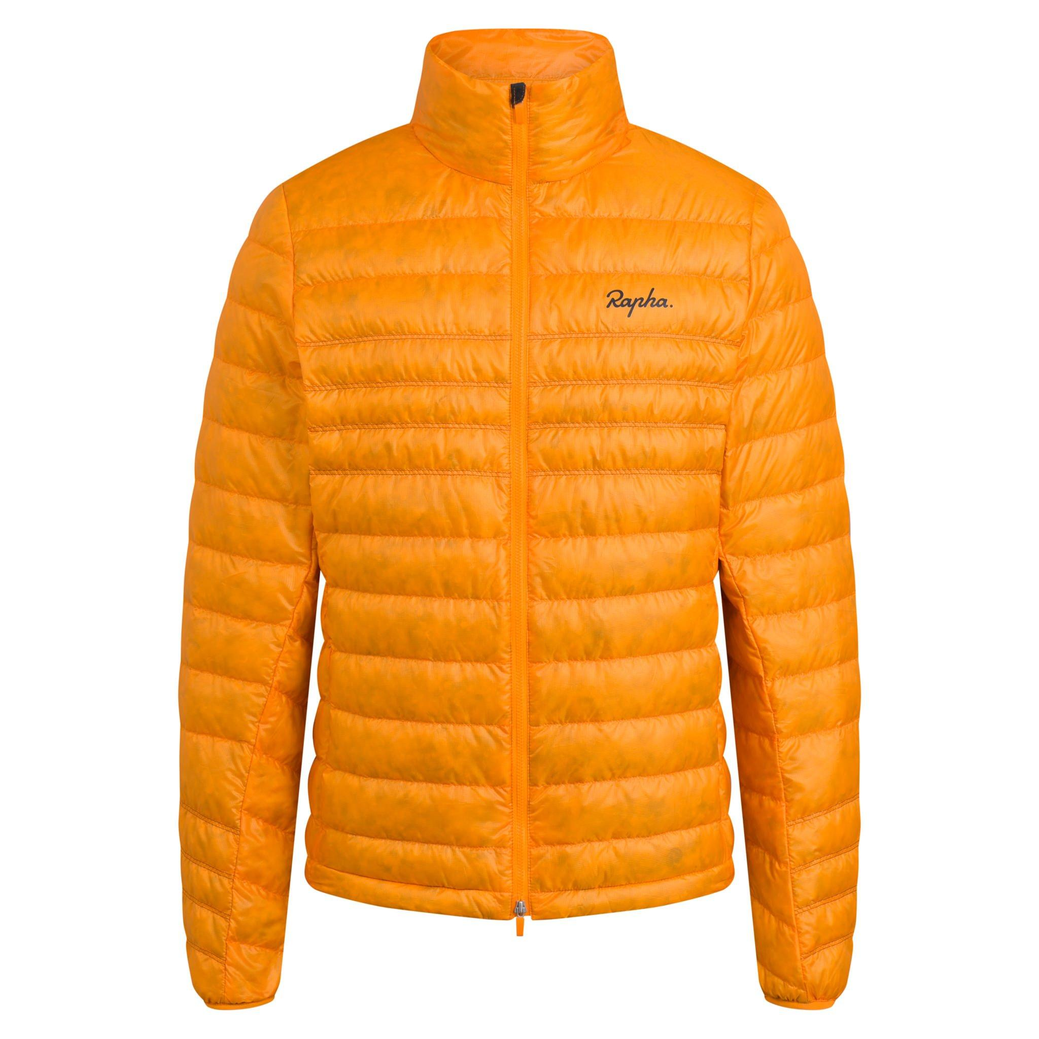 Explore Down Jacket Dark Yellow, XX Large