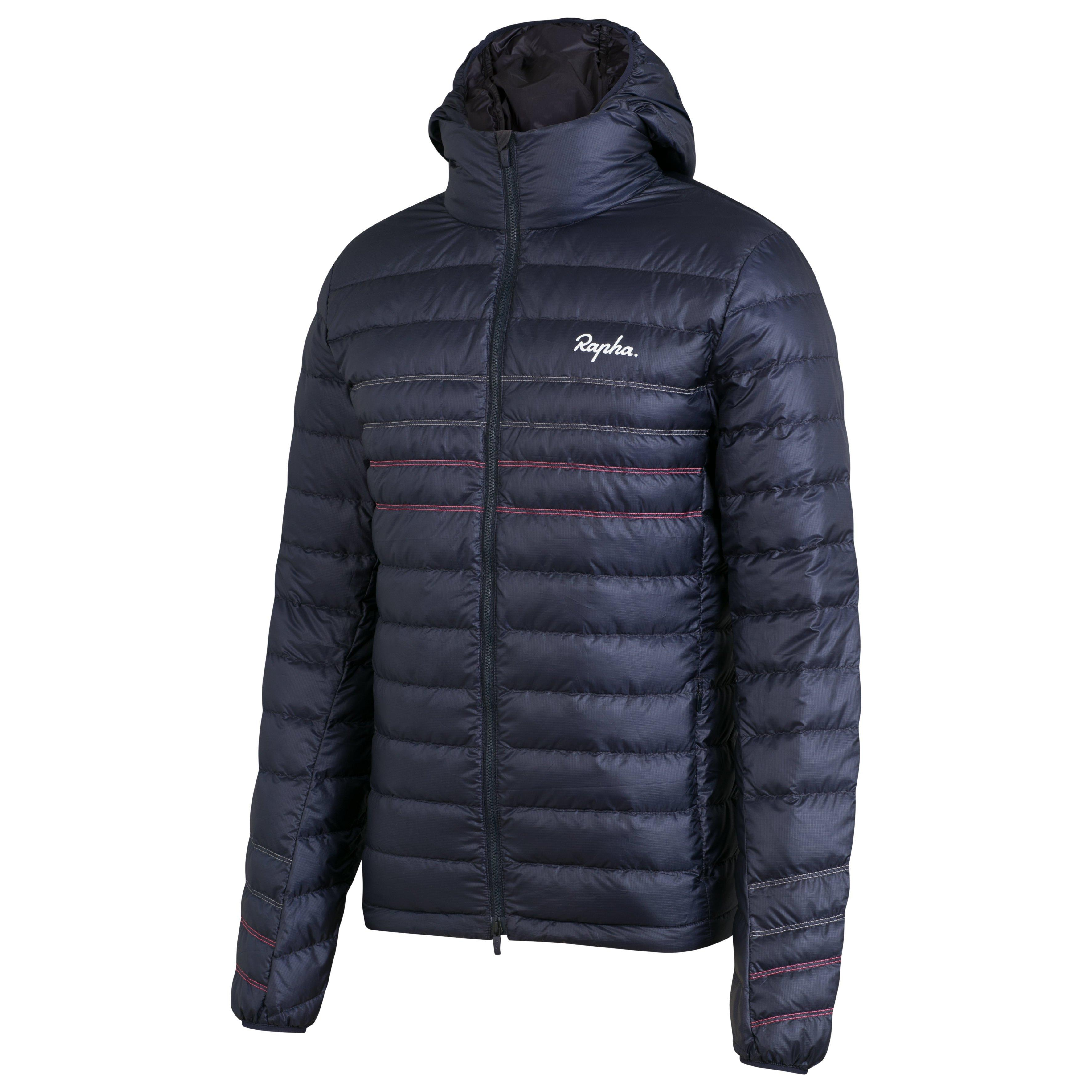 32 Degrees Men's Packable Down Jacket Transparent Puffer
