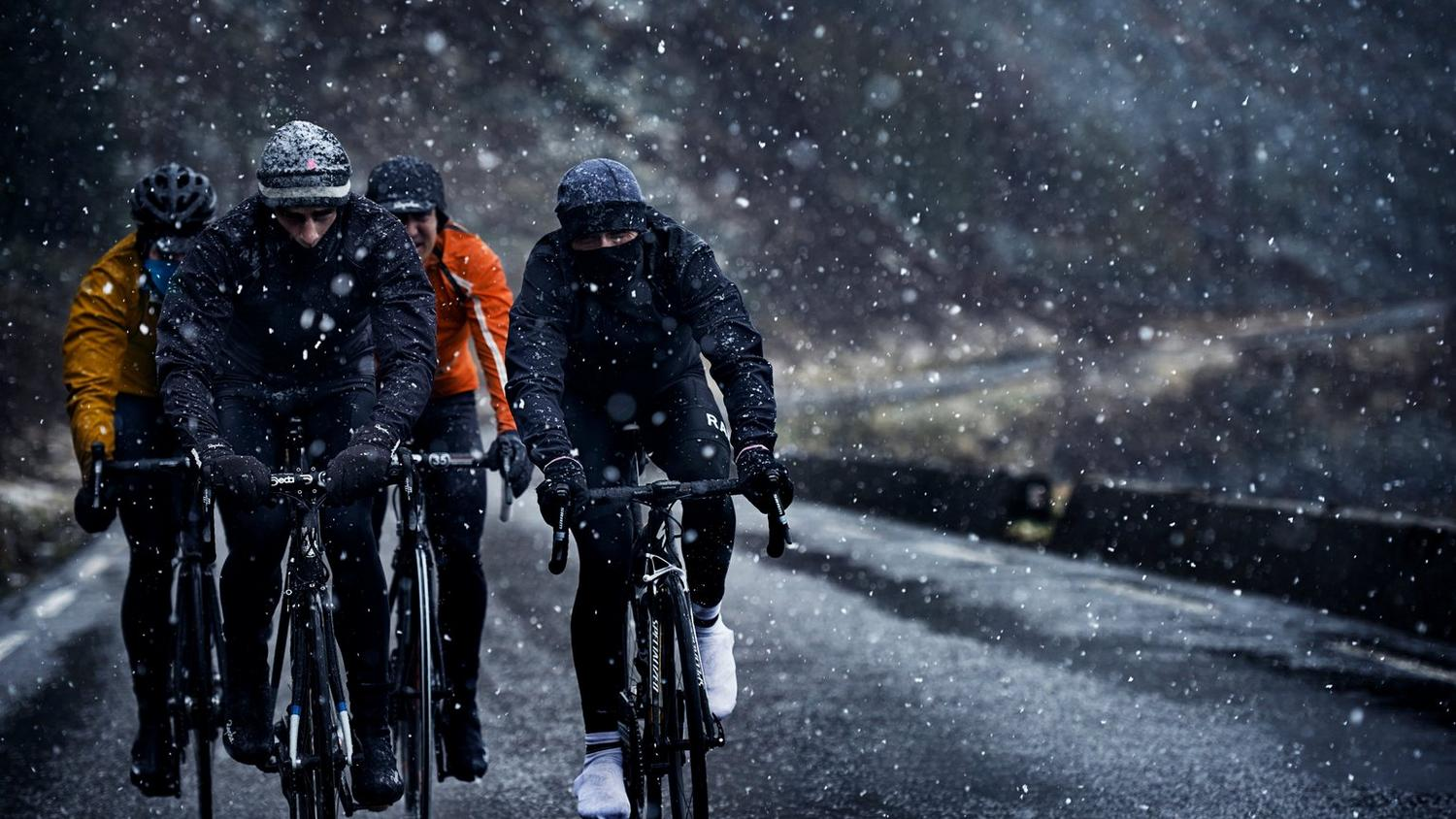 Rapha Guide To Staying Warm