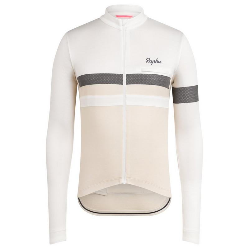 Men's Brevet Long Sleeve Jersey