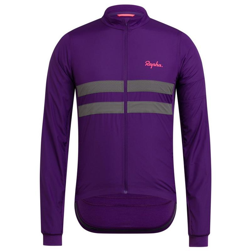 Brevet Long Sleeve Windblock Jersey