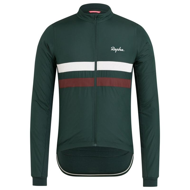 Men's Brevet Long Sleeve Windblock Jersey