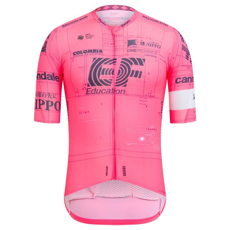EF Education-NIPPO Men's Pro Team Aero Jersey