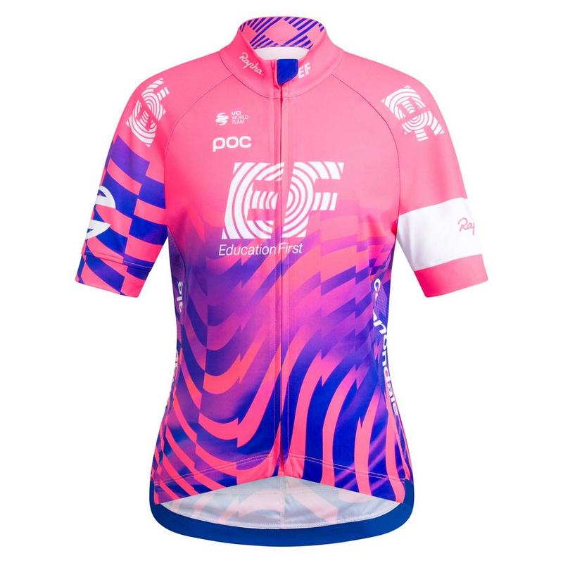 EF Pro Cycling Kid's Core Jersey