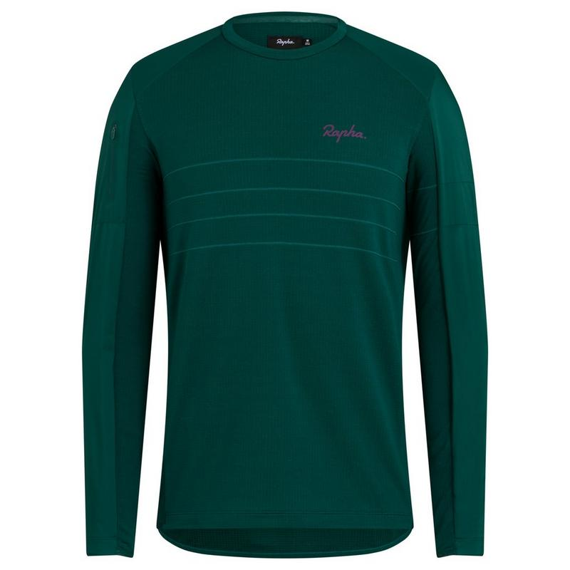 Men's Explore Long Sleeve Pullover