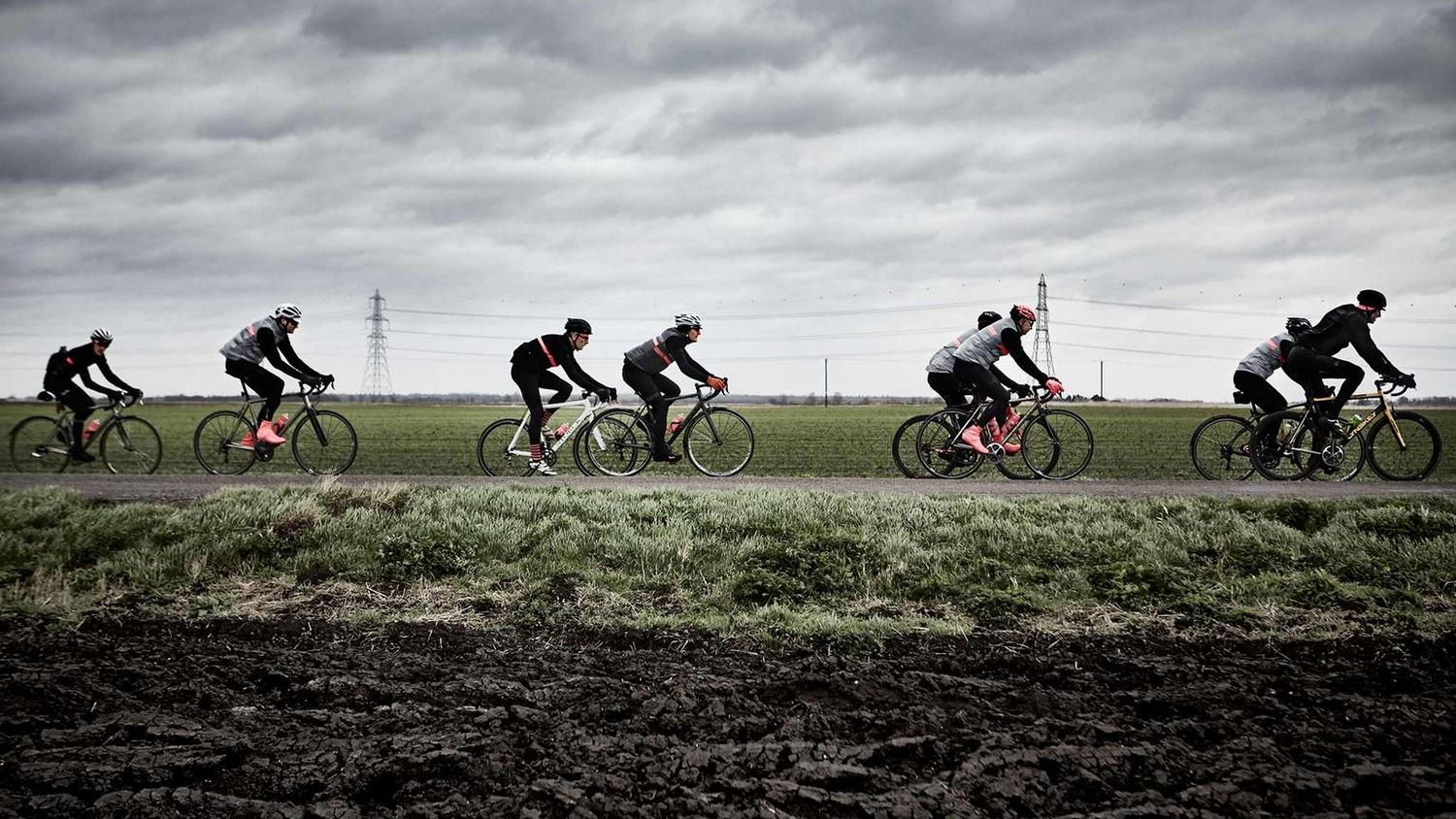 Rapha Cycling Club Tribute To The Classics