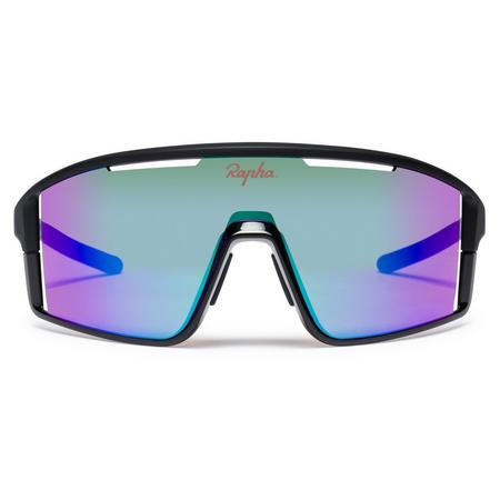 Dark Navy/Purple Green Lens