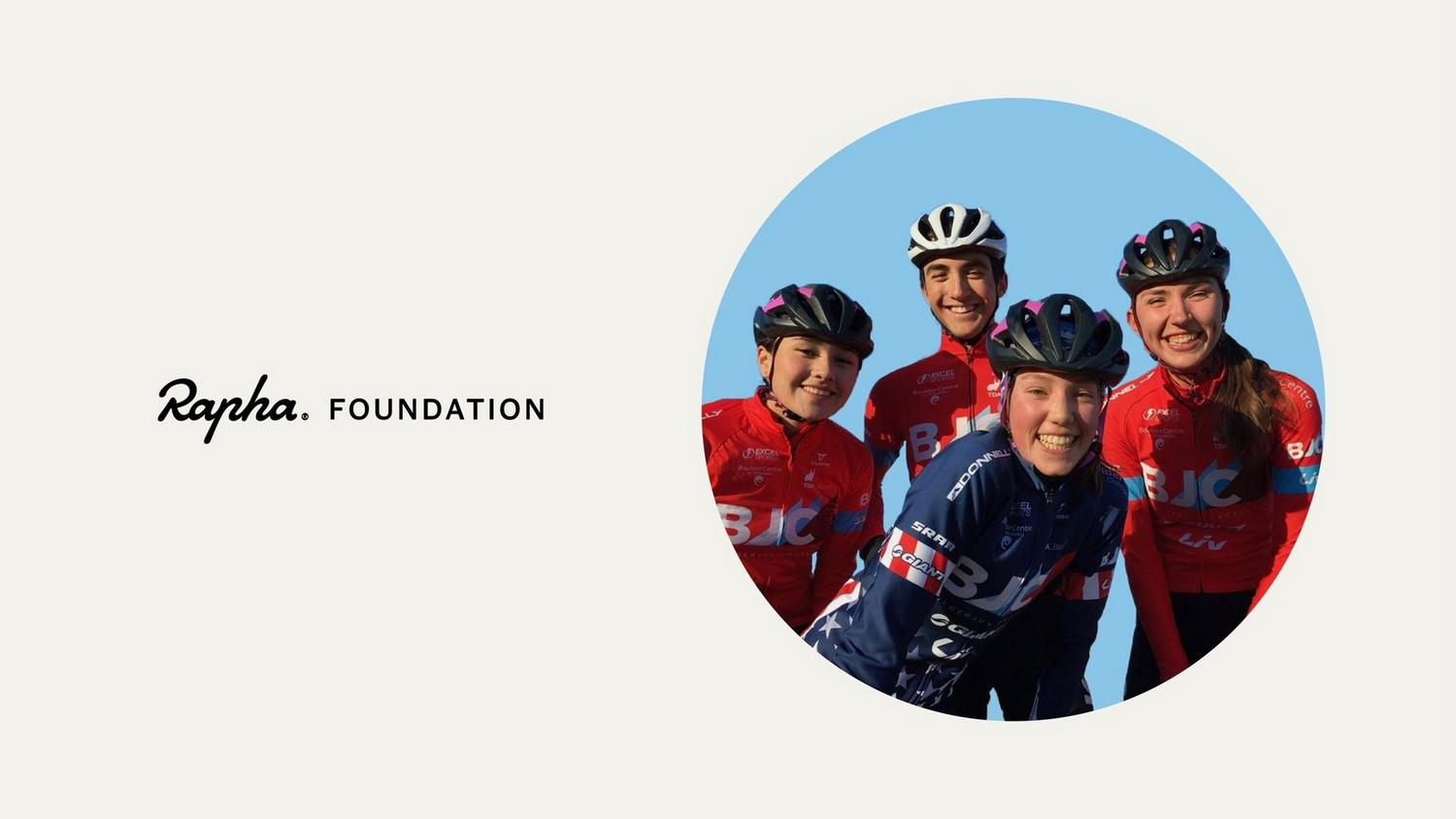 Rapha Foundation - Boulder Junior Cycling