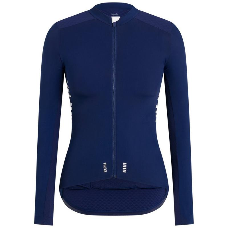 Women's Pro Team Long Sleeve Aero Jersey