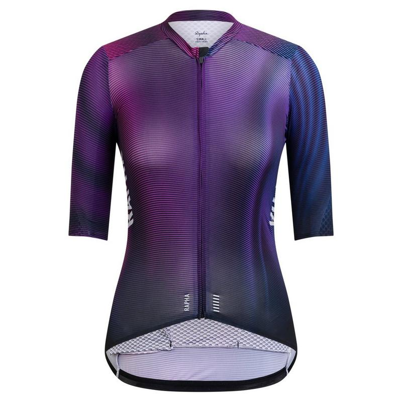 Women's Pro Team Aero Jersey - Flight Print