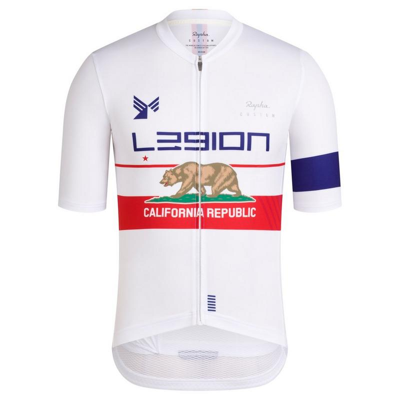 Men's Legion of LA California Jersey