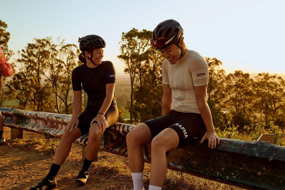 Rapha's Guide to Riding in Spring - Women's