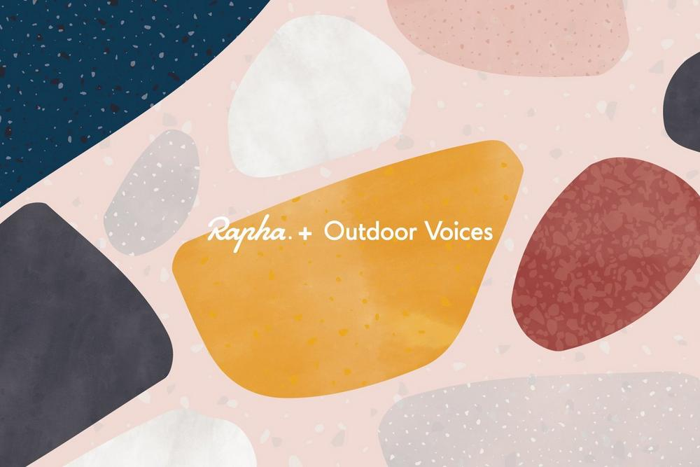 Rapha + Outdoor Voices
