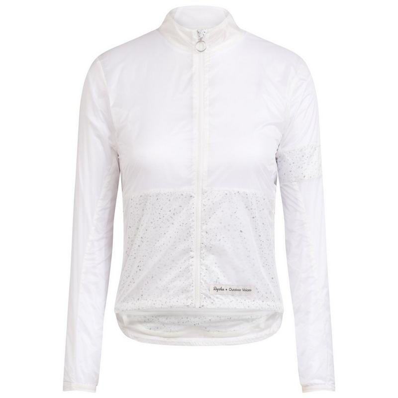 Rapha + Outdoor Voices Wind Jacket - White
